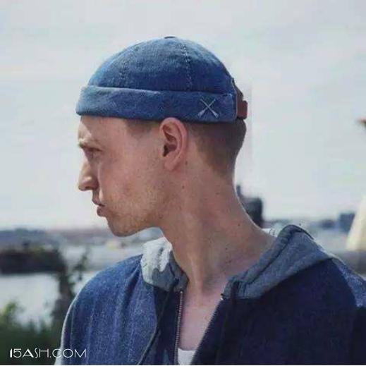 浮生记书店Xforce out瓜皮帽,复古水手帽