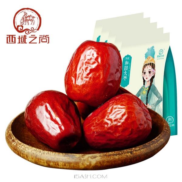 西域之尚新疆大枣3斤,美味分享好礼物