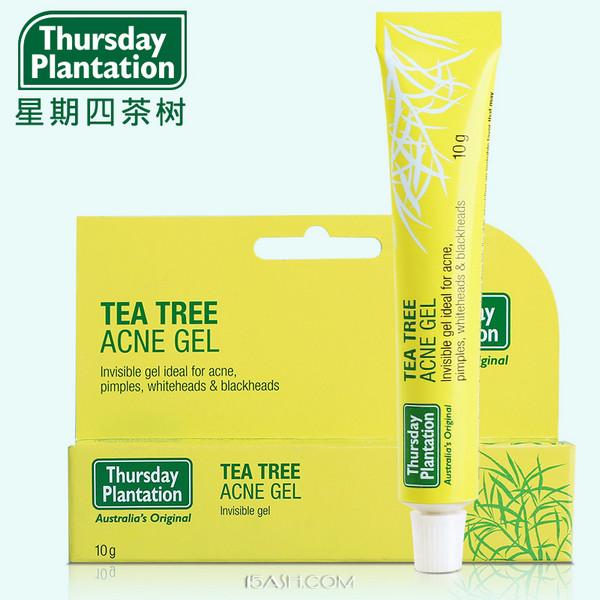 星期四农庄茶树祛痘凝胶10g